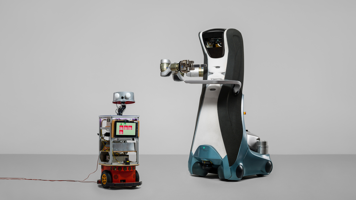 The one-armed robot that will look after me until I die | Mosaic