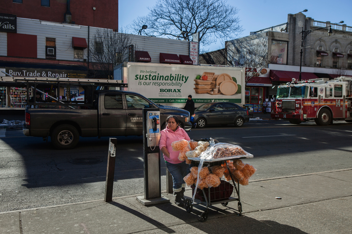 The 96th Street Divide Why There S So Much Diabetes In Harlem Mosaic